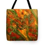 Dancing Gals - Tile Tote Bag