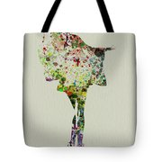 Dancing Geisha Tote Bag