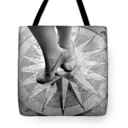 Dancing In The Right Direction Tote Bag