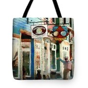 Dancing In The Street Tote Bag