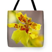 Dancing Lady Orchid Tote Bag