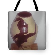Dancing Lady With Figures - View One Tote Bag