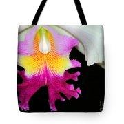 Dancing Orchid Tote Bag