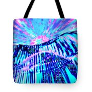 Dancing Sky Tote Bag