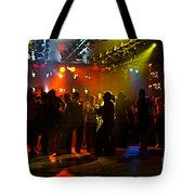 Dancing To The Music Tote Bag