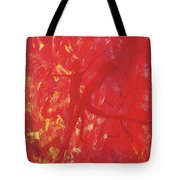 Dancing With Fire Rainbow Soul Collection Tote Bag