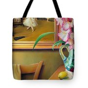 Dancing With Glads Tote Bag