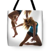 Dancing With Myself Tote Bag
