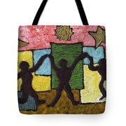 Dancing With The Stars...and The Sun And The Moon Tote Bag