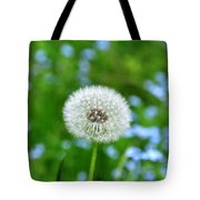 Dandelion 1 Tote Bag
