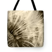 Dandelion 8 Tote Bag