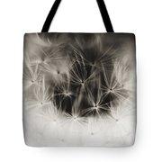 Dandelion Close-up Tote Bag
