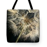 Dandelion Forty One Tote Bag