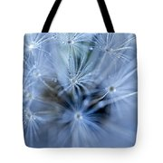 Dandelion Macro Tote Bag