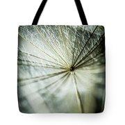 Dandelion Petals Tote Bag