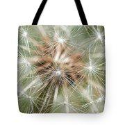 Dandelion Sparkles Tote Bag