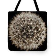 Dandelion Sun Tote Bag