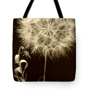 Dandelion Twenty Eight Tote Bag