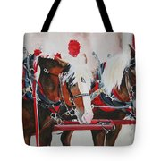 Dandy Duo Tote Bag
