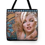 Danella Students 2 Aqua Tote Bag