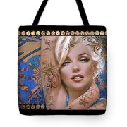 Danella Students 2 Blue Tote Bag