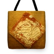 Danger - Tile Tote Bag