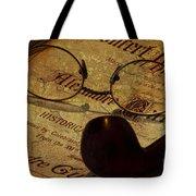 Dangerous Minds Tote Bag