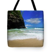 Dangerous Yet Beautiful Kauai Tote Bag