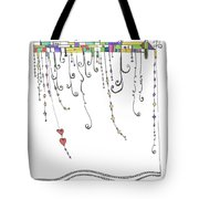 Dangles Tote Bag