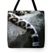 Dangling And Dozing Tote Bag