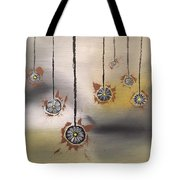 Dangling Participles Tote Bag