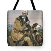 Daniel Boone (1734-1820) Tote Bag
