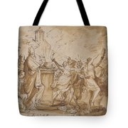 Daniel's Prophecy Of The Seventy Weeks Tote Bag