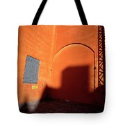 Danish Orange And Shadows  Copenhagen Denmark Tote Bag
