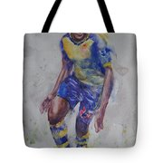 Danny Wellbeck - Portrait 1 Tote Bag
