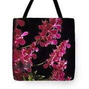 Danrobium Orchids Used To Make Lais Tote Bag