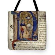 Dante: Divine Comedy Tote Bag