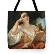 Dante's Inspiration Tote Bag