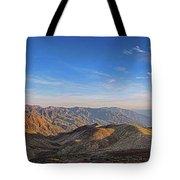 Dante's View Tote Bag