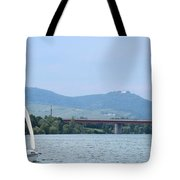 Danube River Sailor Tote Bag