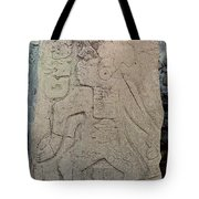 Danzantes Stone Carving Tote Bag