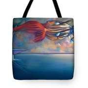 Daphnis And Chloe Tote Bag