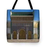 Dar-el-makhzen The Royal Palace Tote Bag