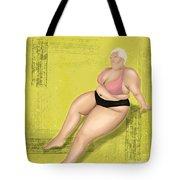 Dare To Wear Tote Bag