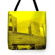 Daring Architecture Tote Bag