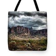 Dark And Gloomy  Tote Bag