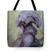 Dark Babylonian Tote Bag