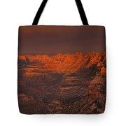 Dark Canyon Wilderness Tote Bag