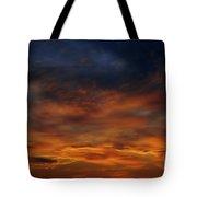 Dark Clouds Tote Bag by Michal Boubin
