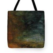 Dark Dark Alexander Tote Bag